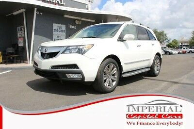 MDX Sport Utility 4D 2012 Acura MDX for sale!
