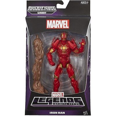 Marvel Legends Infinite Series - Guardians of the Galaxy Iron Man 653569956464