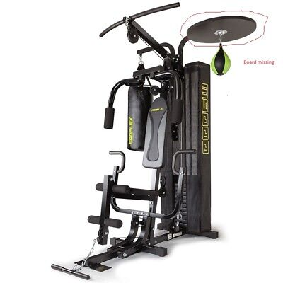 Multi Station Home Gym Exercise Boxing Weight Bench Press Equipment Punching