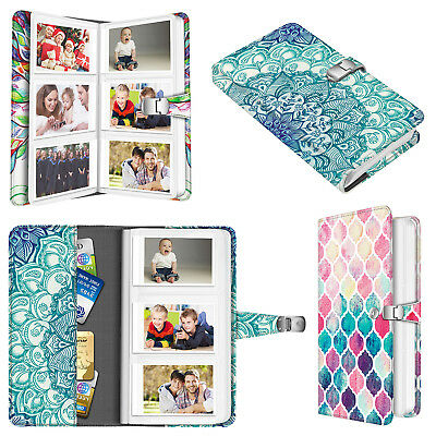 Wallet Photo Album for Fujifilm Instax Mini 9 Mini 8+ Mini 90 Mini 26+ Mini 70