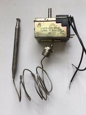 American Metal Ware A504001 Coffee Maker Thermostat NEW INVENTORY CLOSEOUT