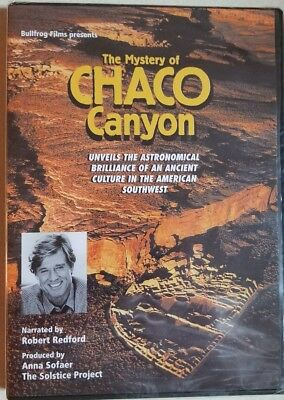 The Mystery of Chaco Canyon. Bullfrog films. Narrated - Robert Redford. Solstice