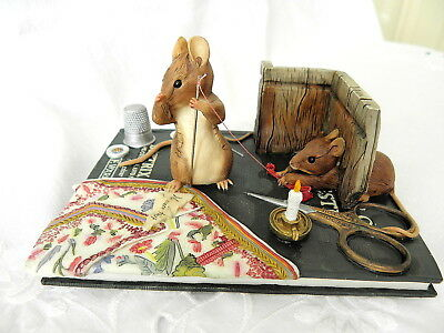 Westminster Editions ~ Beatrix Potter ~ The Tailor Of Gloucester ~Tableau