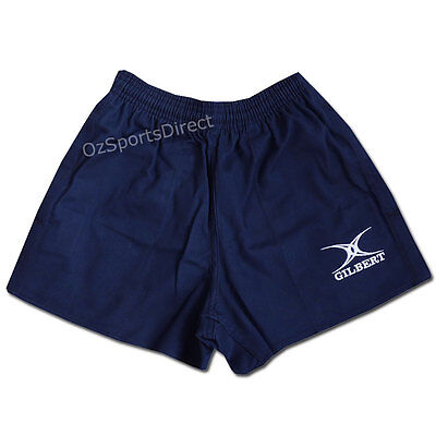Gilbert Heavy Cotton Drill Shorts - Navy Sizes S - 5XL