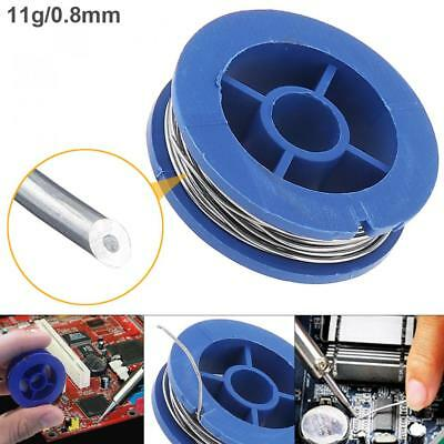 10g 0.7mm Mini Wire Solder Wire Tin Wire with 2% Flux and Rosin for Solder Iron