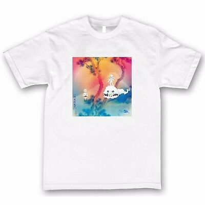 Kanye West Kid Cudi Kids See Ghosts t shirt tee shirts