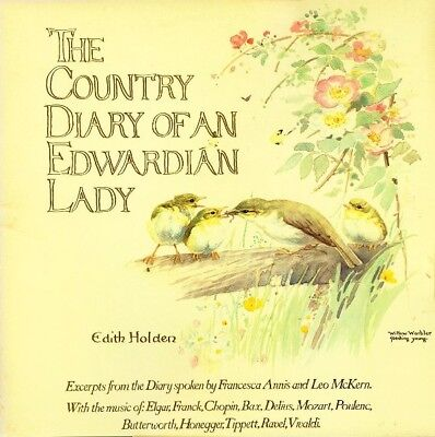 Leo McKern - The Country Diary Of An Edwardian Lady (Vinyl)