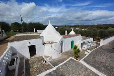 3 Bedrooms Rural Stone Villa Trulli, Ostuni Puglia ITALY - B&B Investment