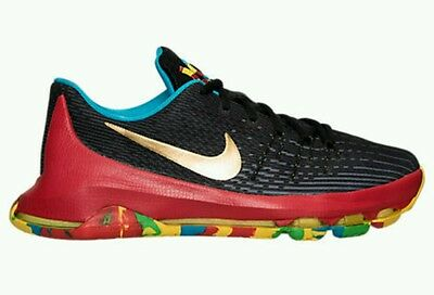 ec30594d64fb New Nike KD VIII 8 GS Money Ball Kevin Durant Youth US 6 Multi Color NEW