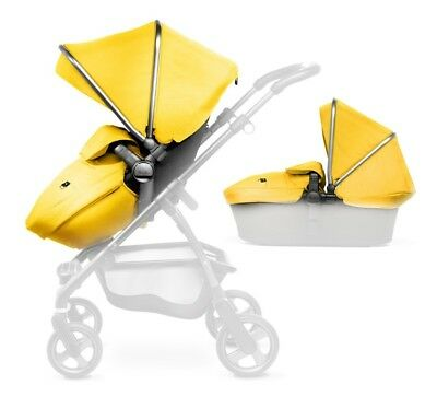 """Silvercross Pioneer/Wayfarer Colour Pack """"Yellow"""" ( Fits Old And New Models) Fre"""