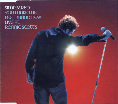 Simply Red - You Make Me Feel Brand New (Live At Ronnie Scott's) (CD)