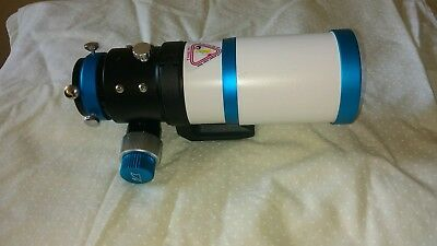Williams Optics ZenithStar 61mm f/5.9 Apo Refractor Telescope Blue