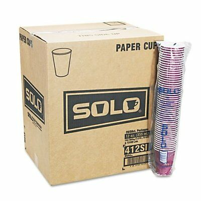 SOLO Cup Company Products - SOLO Cup Company - Bistro Design Hot Drink Cups,