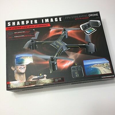 Awesome Sharper Image Dx4 Streaming Drone