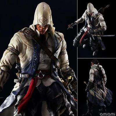 Play Arts Kai Assassins Creed Connor Kenway  Action Figure Figuren Toy Mit box