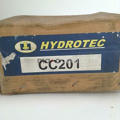Hydrotec CC201 CC-201 Single Acting Compact Cylinder NFP Sealed
