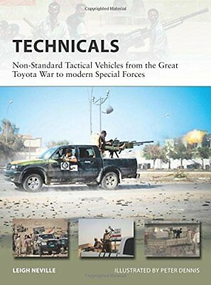 Technicals: Non-Standard Tactical Vehicles from the Great NEW Vanguard 257