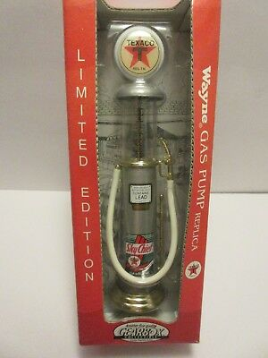 Wayne Gas Pump Replica Texaco Sky Chief by Gearbox Collectible 1997 #07530
