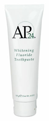 4Oz Authentic AP-24 Whitening Fluoride Toothpaste by NuSkin +TRACK