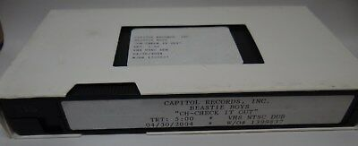 BEASTIE BOYS Capitol Records CH-CHECK IT OUT radio station promotional VHS promo