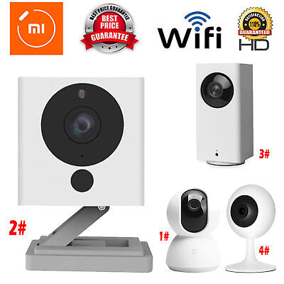 Xiaomi Mijia Pan-tilt Version Smart 720P IP Camera IR Night Vision Recorder Lot