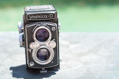 Yashica D TLR Wonderful Entry Level Medium Format Camera