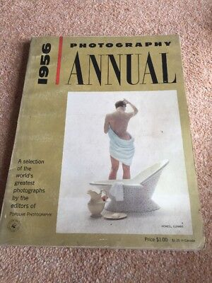 1956 Photography Annual
