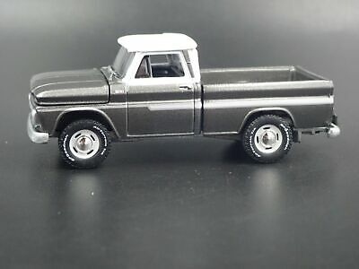 1965 Chevy Chevrolet Pickup Truck W/ Hitch Rare 1:64 Limited Diecast Model Car