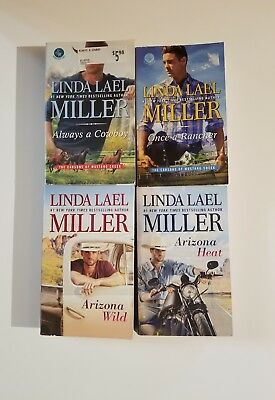 Lot Of 4 Paperback Books By Linda Lael Miller