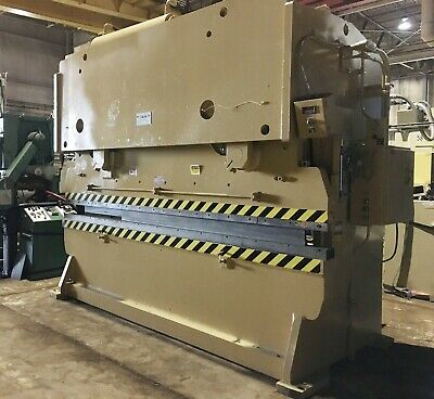 325 Ton x 12' Standard Industrial AB325-12 Hydraulic Press Brake Metal Bender