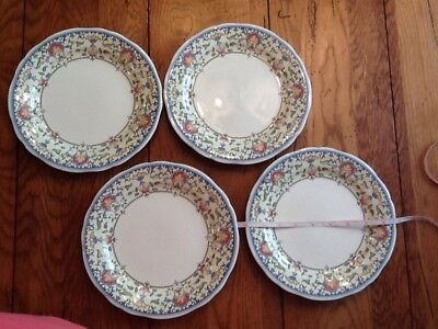 Marie Louise by Gien China Dinner/Salad Plates