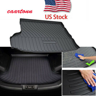 Cargo Liner Floor Mat Behind 2nd Row Seat for2014-2018 Toyota Highlander 5chairs