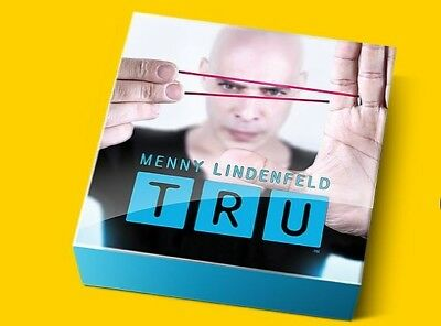 TRU by Menny Lindenfeld - rubber band penetration effect