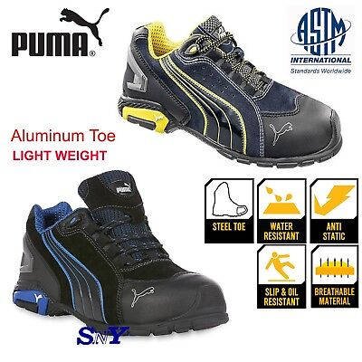 3b606f17959666 Puma STEEL Toe SLIP   WATER RESISTANT work boots shoes waterproof  LIGHTWEIGHT