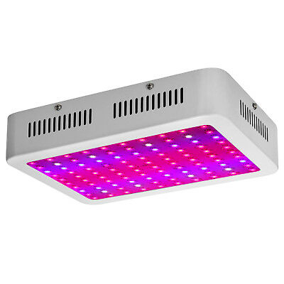 Full Spectrum 1000W LED Grow Light Hydro Plant Lamp Panel for Veg Flower Indoor