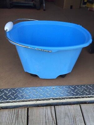 5 Gallon Bucket Cleaning Caddy Mop Tools Home Cleaning Equipment With Wheels