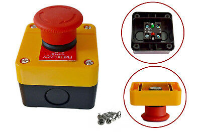 Emergency Stop, Best Disconnect Switch Control Electrical e-stop Quality 1 unit