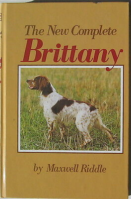 Vintage Brittany Breed Book  The New Complete
