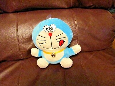 "Doraemon 6"" inches Plush #DRM2 (New)"