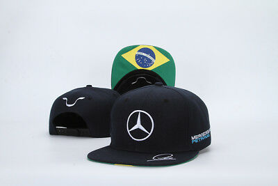 Mens Mercedes-Benz² Baseball Cap Embroidered Auto Logo Adjustable Hat T4 031709b223e7