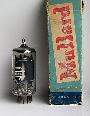 6BW7 Vacuum Tube Vintage Radio TV Valve New In Original Box Cleaned And Tested
