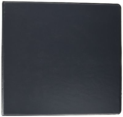 S.P. Richards Company Locking D-Ring View Binder, 5-Inch Capacity, 11 x 8-1/2