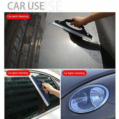 Silicone Car Window Wiper Squeegee Drying Blade Wash Clean 300mm