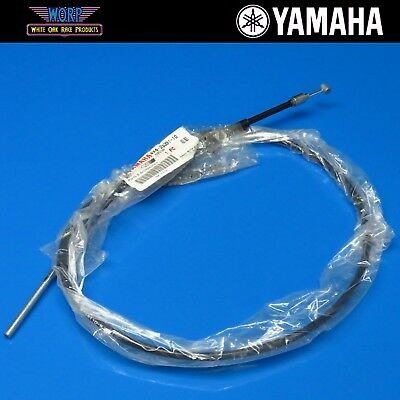 NEW OEM Yamaha Front Brake Cable for PW50 Y Zinger 1981-2018 4X4-26351-10-00
