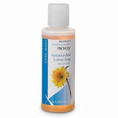 PROVON 4301-48 Antimicrobial Lotion Soap with 0.3 Percent PCMX, 4 fl. oz. Citrus