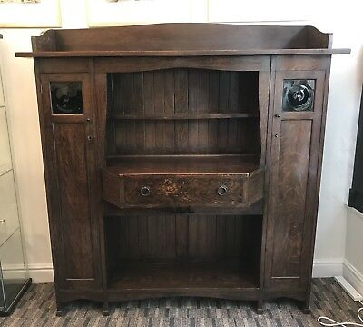 Liberty and Co Hathaway Arts And Crafts Dresser by Leonard Wyburd