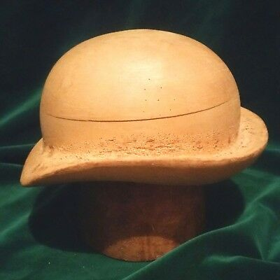 100 Antique Wooden Millinery Hat Block Mold Form Forme De Chapeau Forma