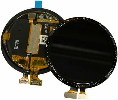 Original Full LCD Screen Assembly+Frame Replacement For HUAWEI Watch 1 W1 Sliver