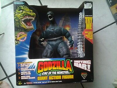 Godzilla -King of Monsters- Giant Action Figure in Box  von  1994 -top