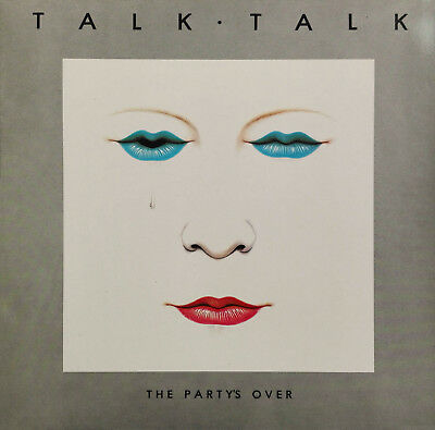 """TALK TALK  - """"The Party`s Over"""" incl. """"Another World""""...LP 1982"""